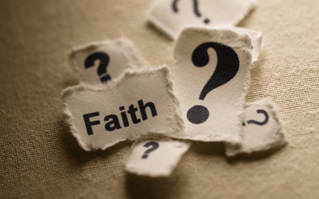 Faith v. Presumption