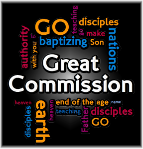 Are You Fulfilling The Great Commission?