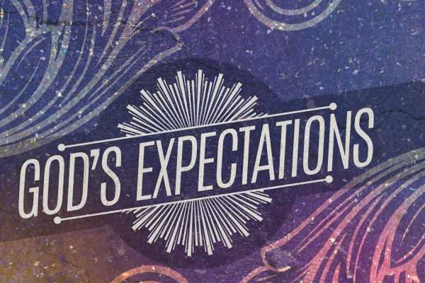What Should God Reasonably Expect?
